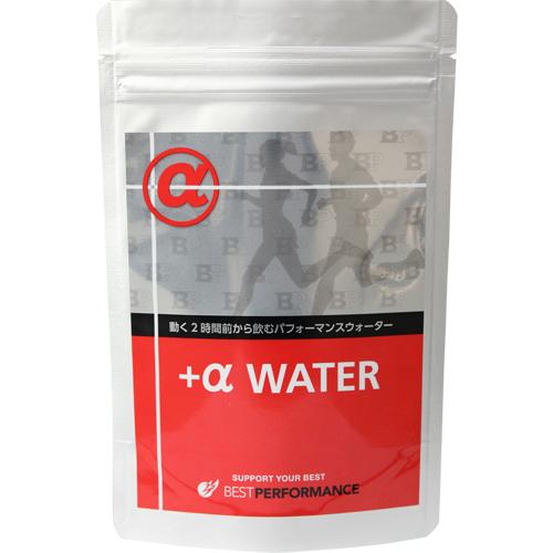 +α WATER
